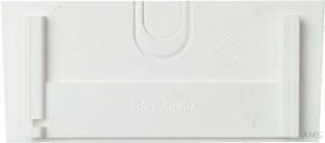 Elso Abschlußplatte pw für Geräteträger 508080