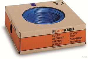 Lapp Kabel H05V-K 1x1 BK 4510013 R100 (100 Meter)