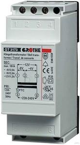 Grothe Transformator 4/8/12VAC, 2/2/1,5A GT 3173