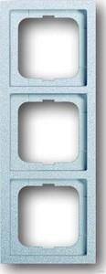 Busch-Jaeger Rahmen 3-fach alusi future linear 1723-183K