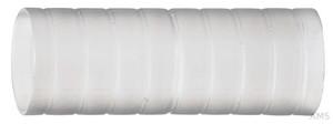 Fränkische Kunststoffsteckmuffe für FBY-EL,FFKUS-EM- RMKU-E 20mm