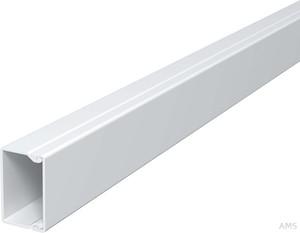 OBO Bettermann Wand+Deckenkanal 40x40mm,PVC WDK40040RW (2 Meter)