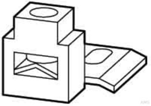Eaton / Möller Steuerleitungsanschluß Rahmenklemme NZM-XSTK
