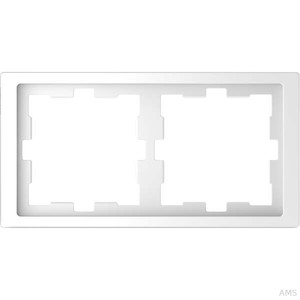 Merten Rahmen 2-fach lotosws D-Life MEG4020-6535