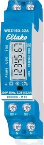 Eltako Wechselstromzähler MID, 32A WSZ15D-32A MID