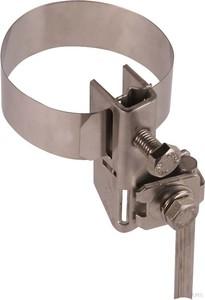 Dehn+Söhne Antennen-Bandrohrschelle D 27-165mm NIRO 540 100