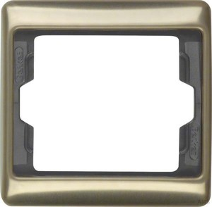 Berker Rahmen 1-fach bronze ARSYS 13140001