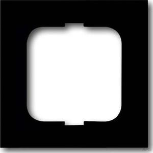 Busch-Jaeger Rahmen 1fach,Linear,sw matt 1721-885K