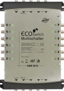 Astro Multischalter Kask-Erweitg 5 in 12 AMS 5512 Ecoswitch