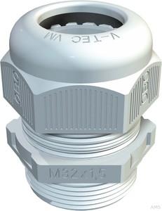 OBO Bettermann Verschraubung Vollmetrisch V-TEC VM50 LGR (1 Stück)