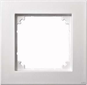 Merten Rahmen 1-fach polarweiß (pws) 486119