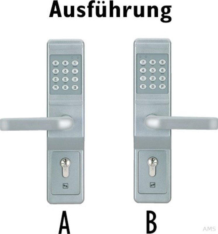assa abloy effeff code handle ausf hrung b vk 8mm 492 08 11 7. Black Bedroom Furniture Sets. Home Design Ideas