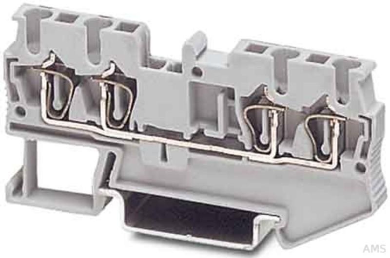 Phoenix Contact Durchgangsklemme 0,14-4qmm grau PTI 2,5