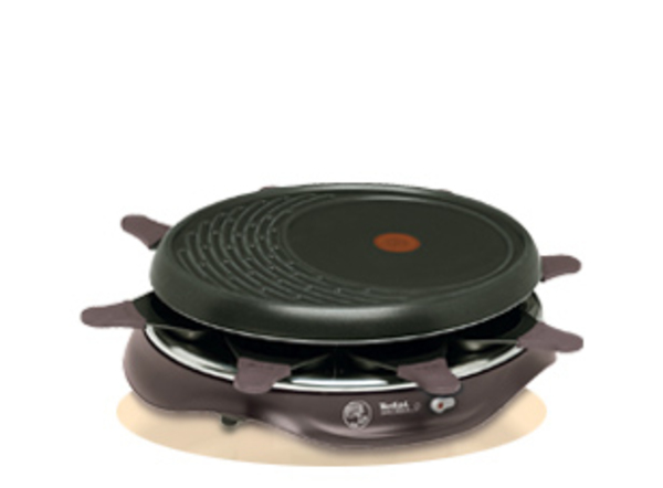 Tefal RE5160 Raclette Simply Invents 8