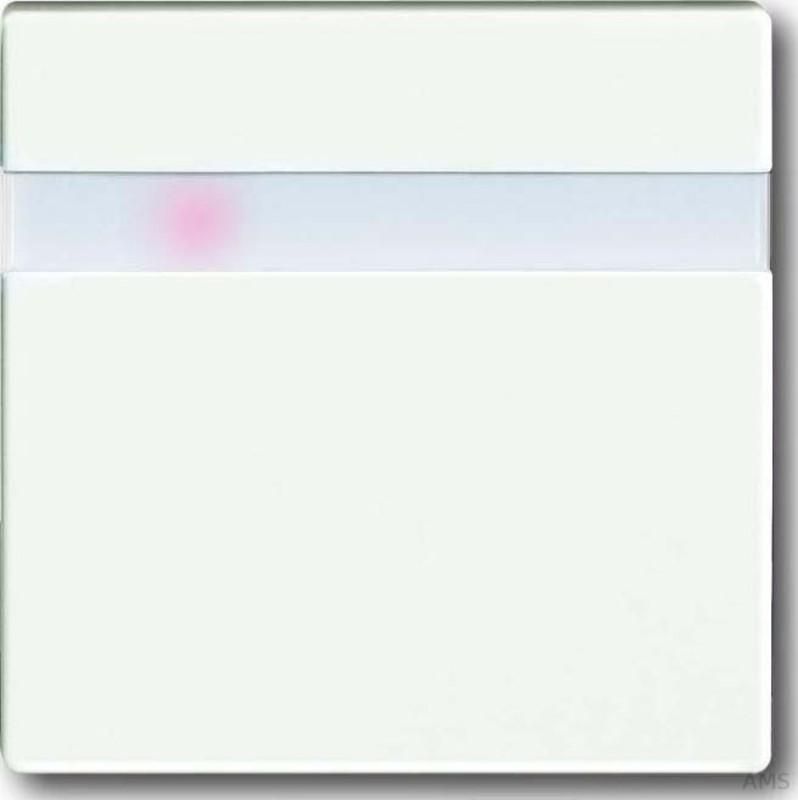 Busch-Jaeger Busch-Komfortschalter studioweiß matt 6815-884