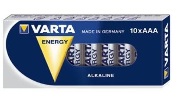 Varta VARTA Energy 10er Pack AAA