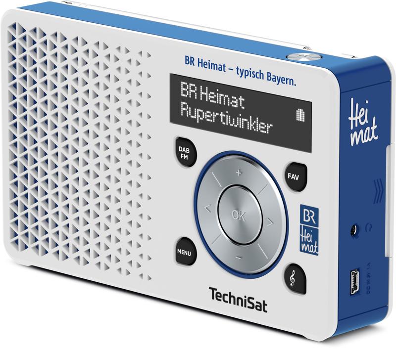 Technisat DIGITRADIO1BRHEIMAT Digitalradio BR Heimat