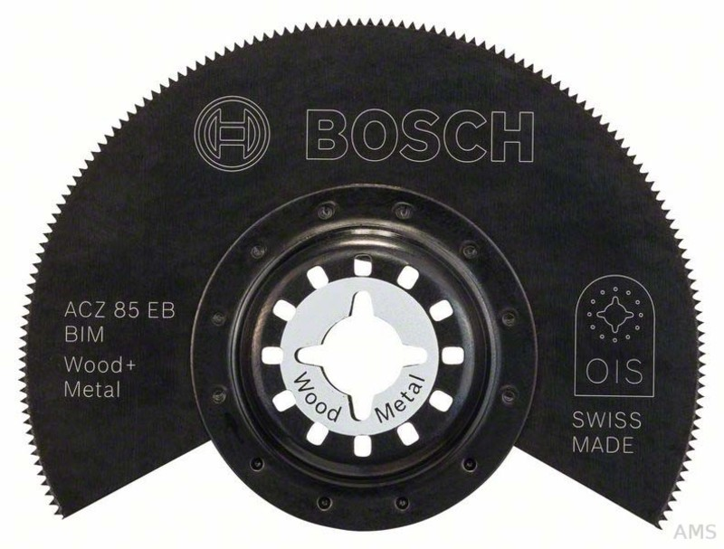 Bosch 2608661636  1 Segmentsägeblatt ACZ 85 EB