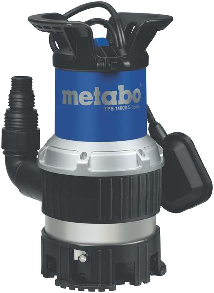 Metabo TPS14000SCombi  Kombi-Tauchpumpe