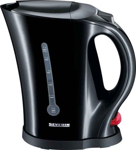 Severin WK3485 Wasserkocher 2200W 1,7L schwarz