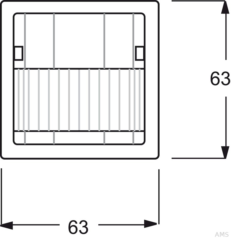 busch jaeger w chter davos stws 180up komf selectli 6800 84 104. Black Bedroom Furniture Sets. Home Design Ideas