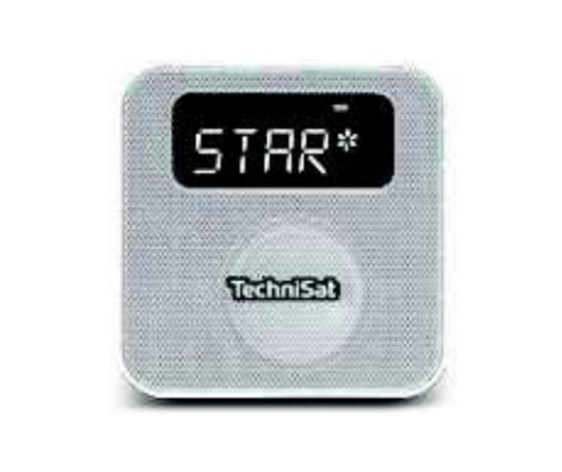 Technisat 0001/4994 DIGITRADIO FLEX, weiß