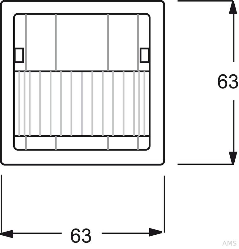 busch jaeger w chter davos stws 180up komf multili 6800. Black Bedroom Furniture Sets. Home Design Ideas