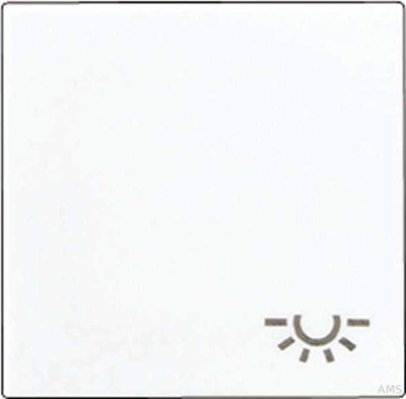 Jung Wippe Symbol LICHT alpinweiß (aws) für Schalter/Taster A 590 L WW