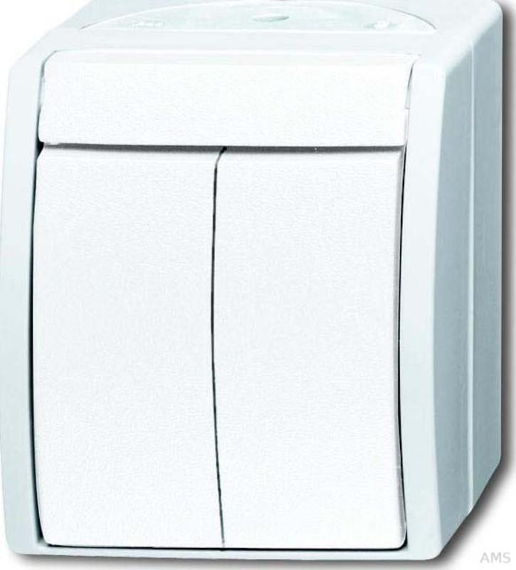 busch jaeger serienschalter 2601 5 w 54. Black Bedroom Furniture Sets. Home Design Ideas