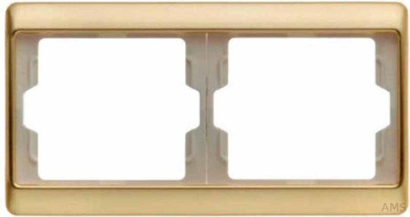2-fach-Rahmen für Lichtschalter