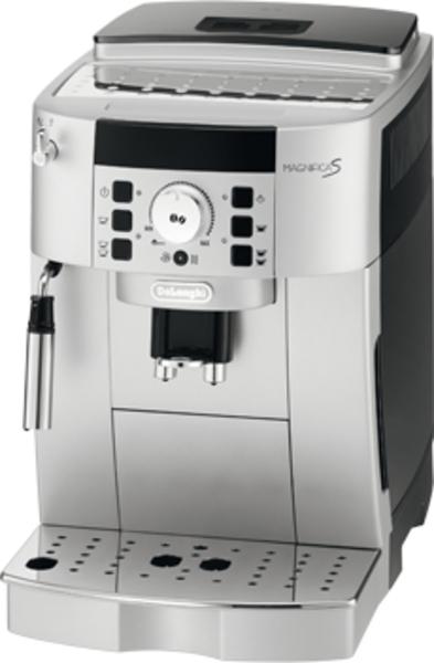 Kaffeevollautomat, Delonghi, »Magnifica S«, ECAM22.110.S, silberfarben-schwarz, silberfarben-schwarz