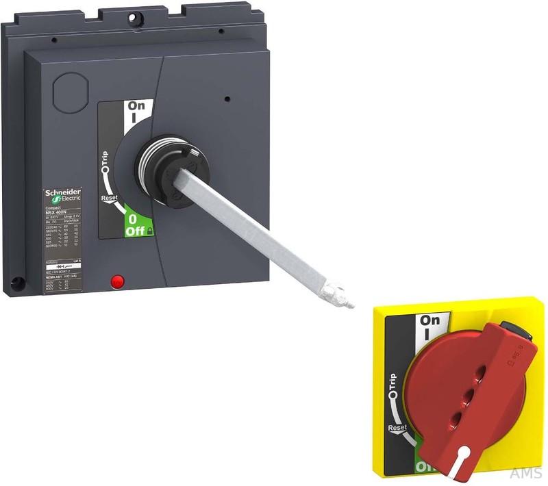 schneider electric drehantrieb rot mit t rkupplung lv432600. Black Bedroom Furniture Sets. Home Design Ideas