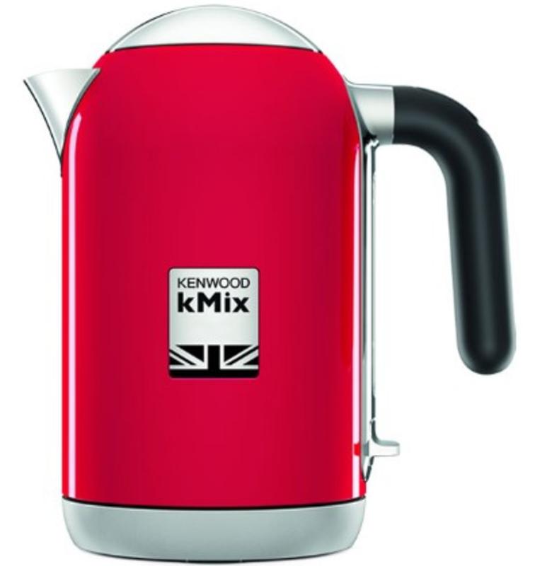 Kenwood ZJX650RD Wasserkocher kMix,rot
