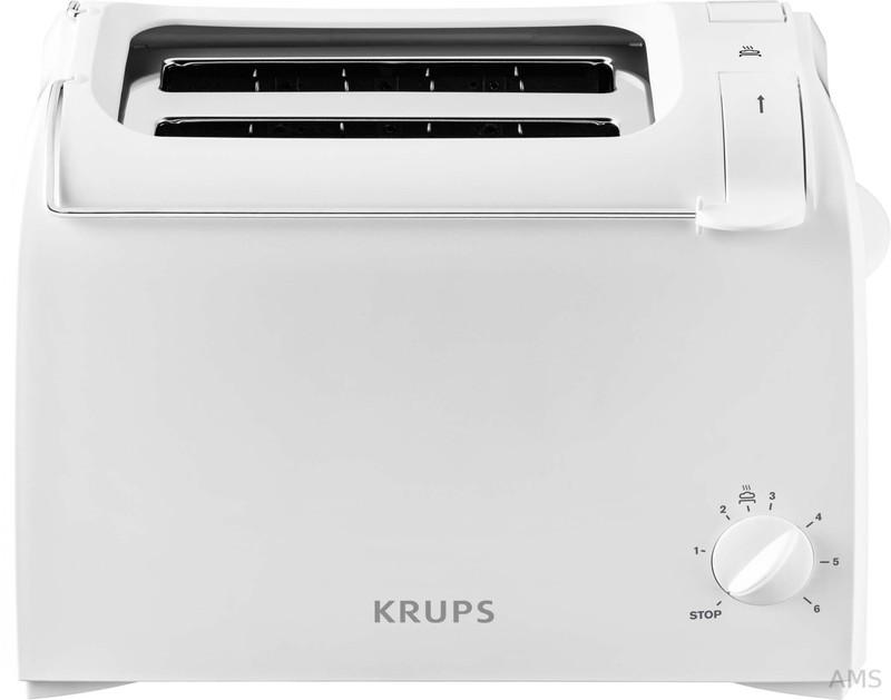 Krups Toaster Toastautomat, 2 Schb., 700 Watt