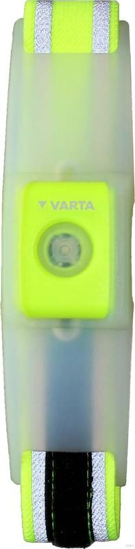 VARTA Reflektorband Outdoor Sports Reflective LED Band Easy Line