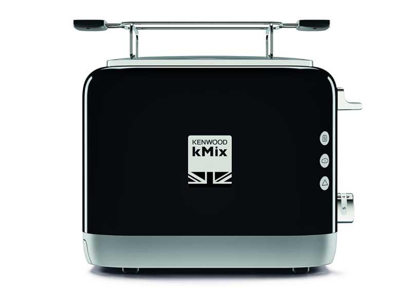 Kenwood TCX751BK Toaster kMix schwarz, 900W