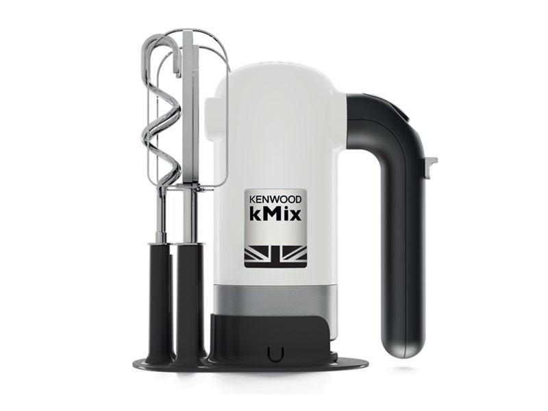 Kenwood HMX750WH Handmixer kMix, weiß, 350W,