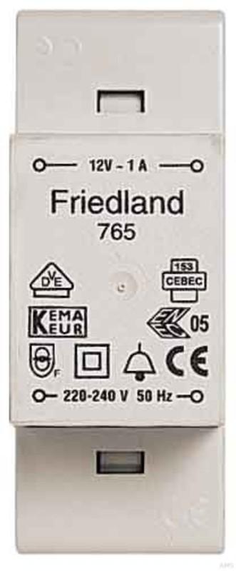 D765  - Klingeltransformator D765