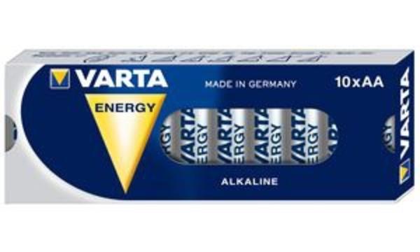 Varta VARTA Energy 10er Pack AA