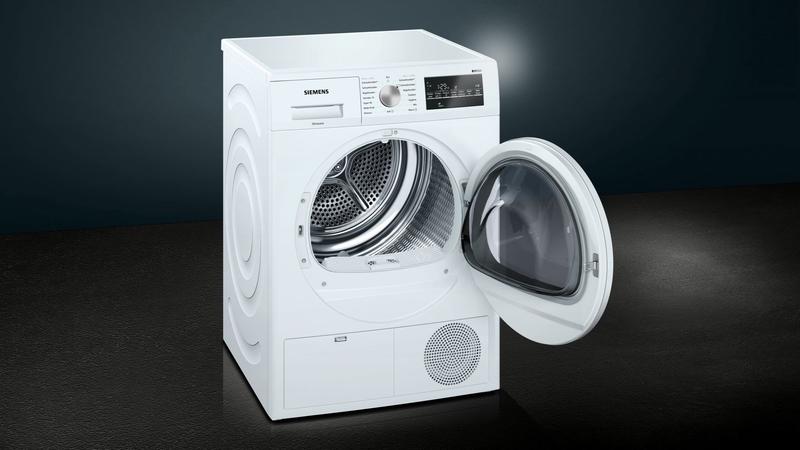 Siemens wt46g401 kondenstrockner eek:b 8kg