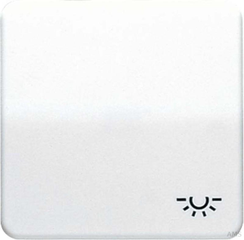 Jung Wippe Symbol LICHT alpinweiß (aws) für Taster CD 590 L WW
