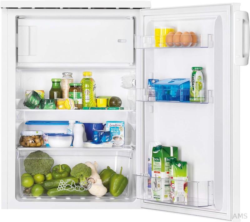 Zanussi ZRG14801WA Kühlschrank unterbaufähig A++