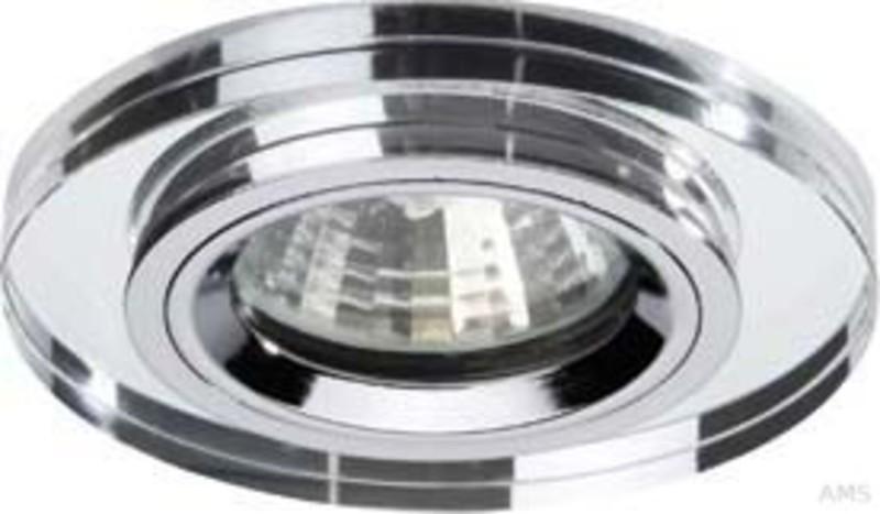 brumberg leuchten nv einbaudownlight gx5 3 50w chrom glas. Black Bedroom Furniture Sets. Home Design Ideas