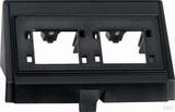 Merten Einschub schwarz für R&D 464384