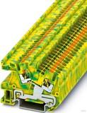 Phoenix Contact Schutzleiterklemme 0,14-4qmm grün-gelb PTI 2,5-PE