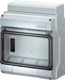 Hensel KV-Automatengehäuse 9TE 9x18mm IP54 KV 1509