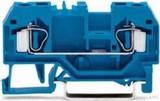 WAGO Durchgangsklemme blau 0,08-4qmm 281-904