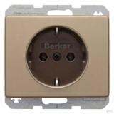 Berker Steckdose bronze ARSYS 47140001