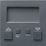 Gira 084128 Aufsatz Jalousie Easy System 55 Anthrazit