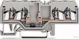 WAGO Diodenklemme 0,08-2,5mmq grau 280-655/281-411 (100 Stück)